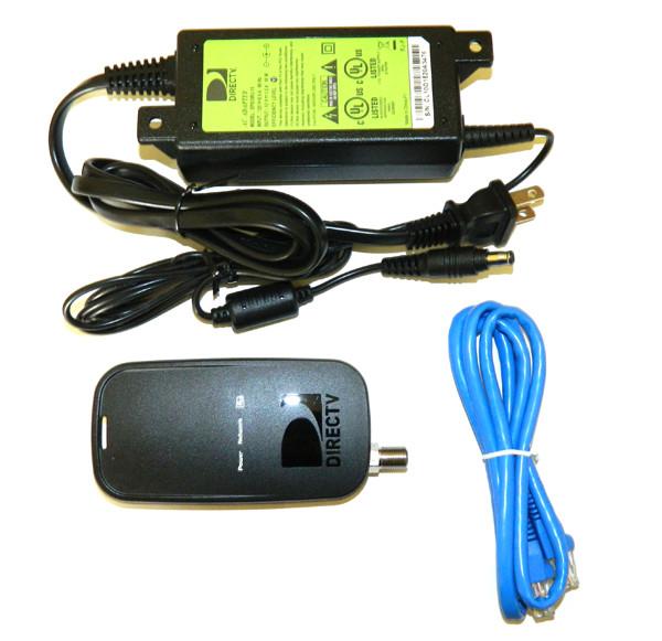 DIRECTV Broadband DECA USB Powered Ethernet to Coax Adapter Generation III Gen 3