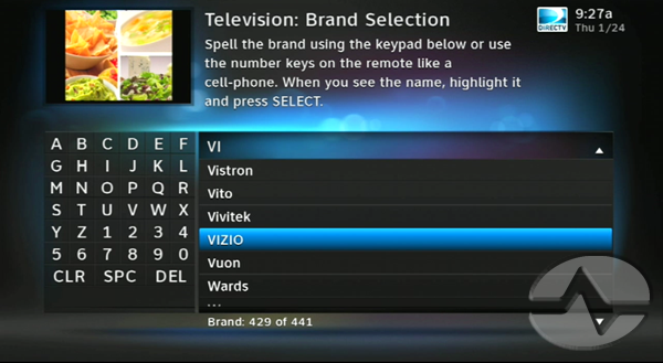 WHITE PAPER: Using your DIRECTV remote with your TV. - The ...