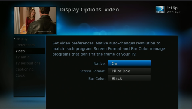 is directv 1080p or 1080i better