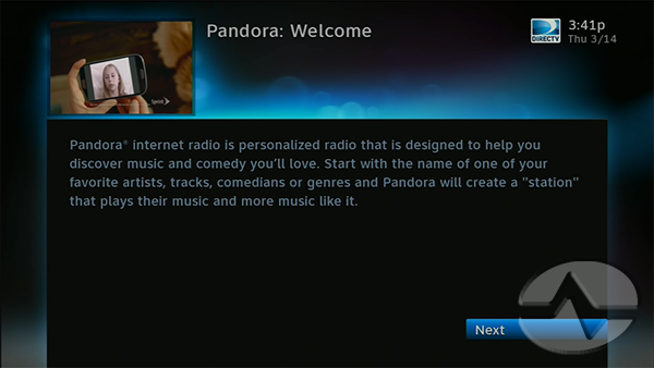 free activation code for pandora