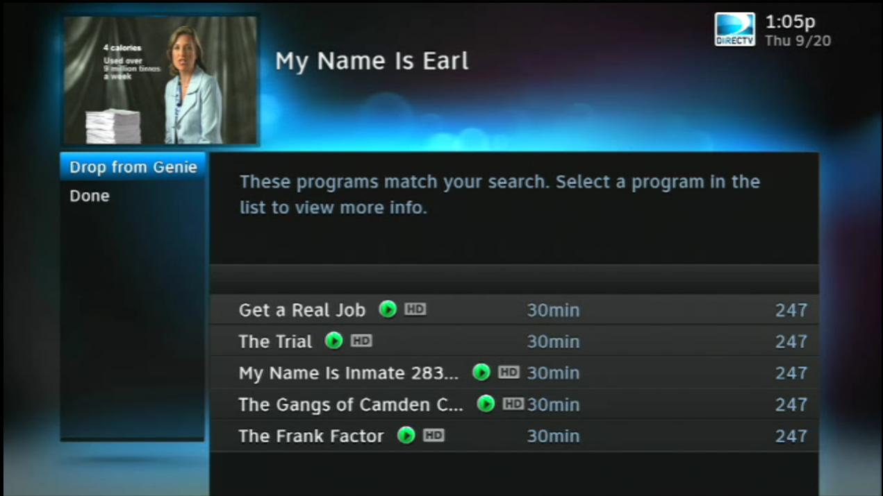 """Hands on: DIRECTV Genie HD DVR and """"Genie Recommends"""" - The Solid Signal  Blog"""