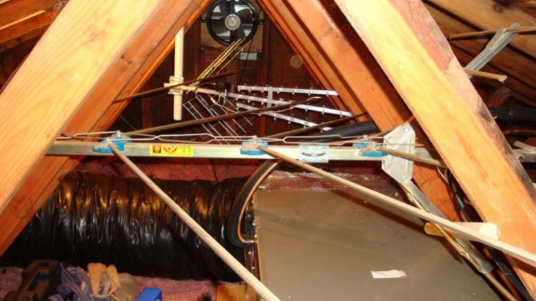 Attic Antennas The Good The Bad And The Ugly The Solid Signal Blog