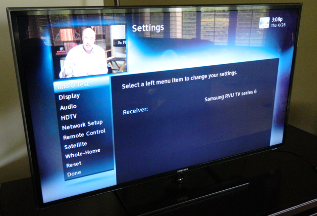 Can You Use An Rvu Tv Without A Swm System The Solid