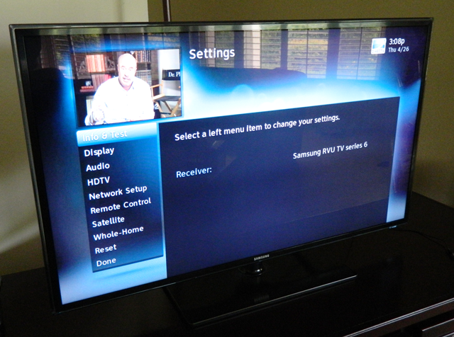 how to connect directv to smart tv
