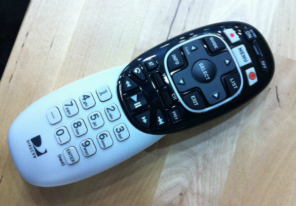 HITEC 2012: DIRECTV RC70H Remote - The Solid Signal Blog