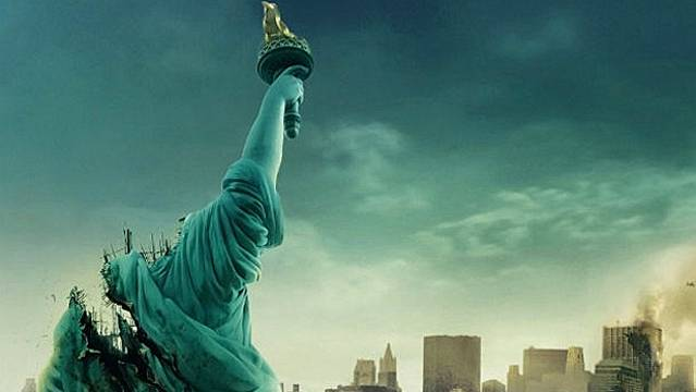 FUN FRIDAY: Cloverfield - The Solid Signal Blog