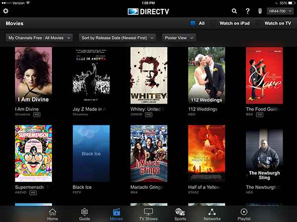 Does Directv Have Internet Service >> WHO NEEDS NETFLIX: Stream free movies from DIRECTV - The Solid Signal Blog