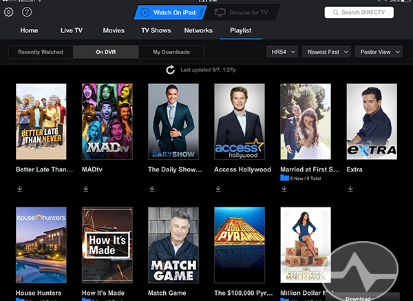 Directv Introduces Mobile Dvr Built In Streaming And Offloading For Your Genie Dvr The Solid Signal Blog
