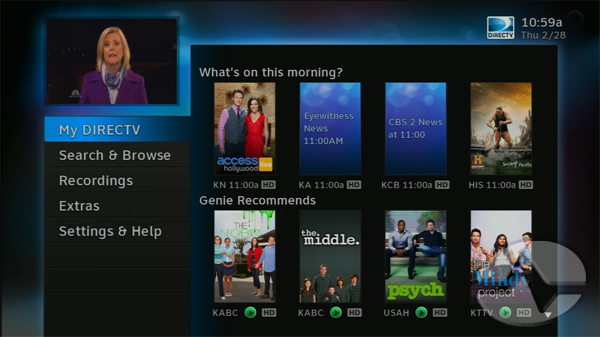 How To Do It Create A Favorites List On Directv Receivers