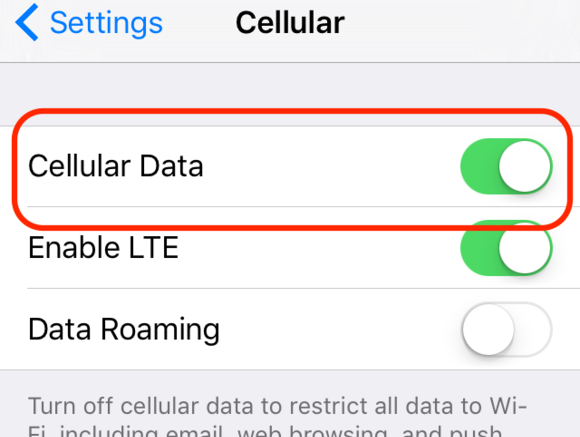Image result for cellular data