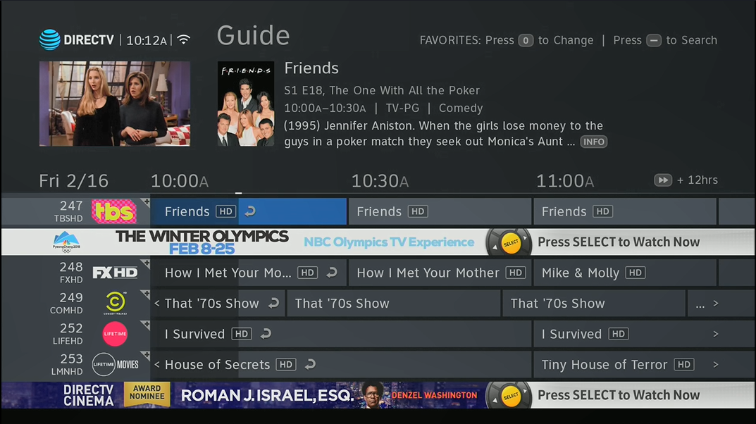 How to get to DIRECTV On Demand with the new Genie menus ...