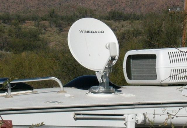 Satellite Tv For Rv >> Will An Old Satellite Dish On An Rv Still Work The Solid Signal Blog