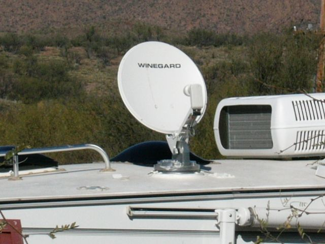 Will An Old Satellite Dish On An Rv Still Work The