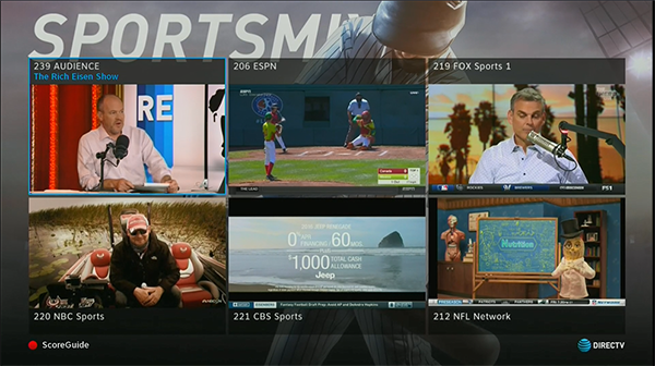 Directv Sports Mix Is Better Than Ever The Solid Signal Blog