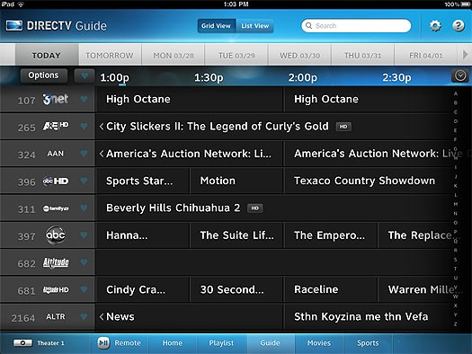 did directv spoil its 2017 guide redesign in 2011 the solid rh blog solidsignal com DirecTV HD Channels Coming Soon direct tv hd channel guide