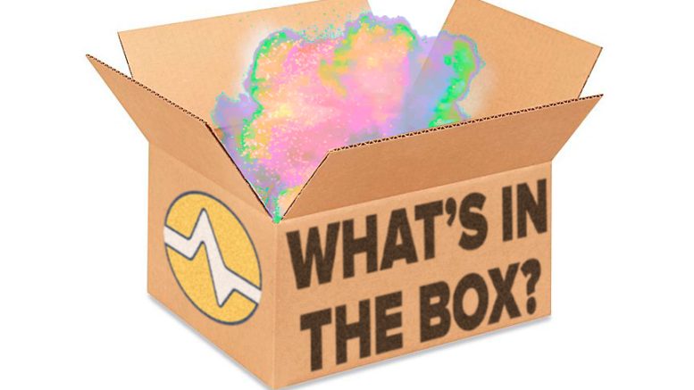 Whats In The Box October 2 2018