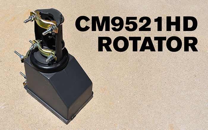 MINI-REVIEW: Channel Master CM9521HD Rotator - The Solid