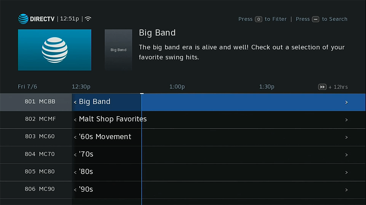 Ultimate Guide to Playing Music on DIRECTV - The Solid Signal Blog