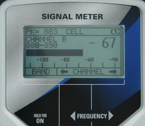 How much signal do you need for a cell booster to work? - The Solid