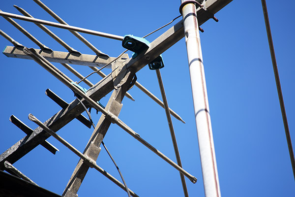 How can you convert an old antenna to use coax cable? - The Solid