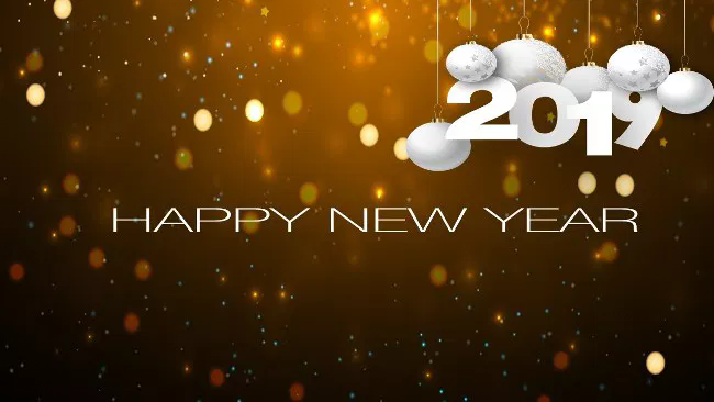 Happy New Year 2019! - The Solid Signal Blog
