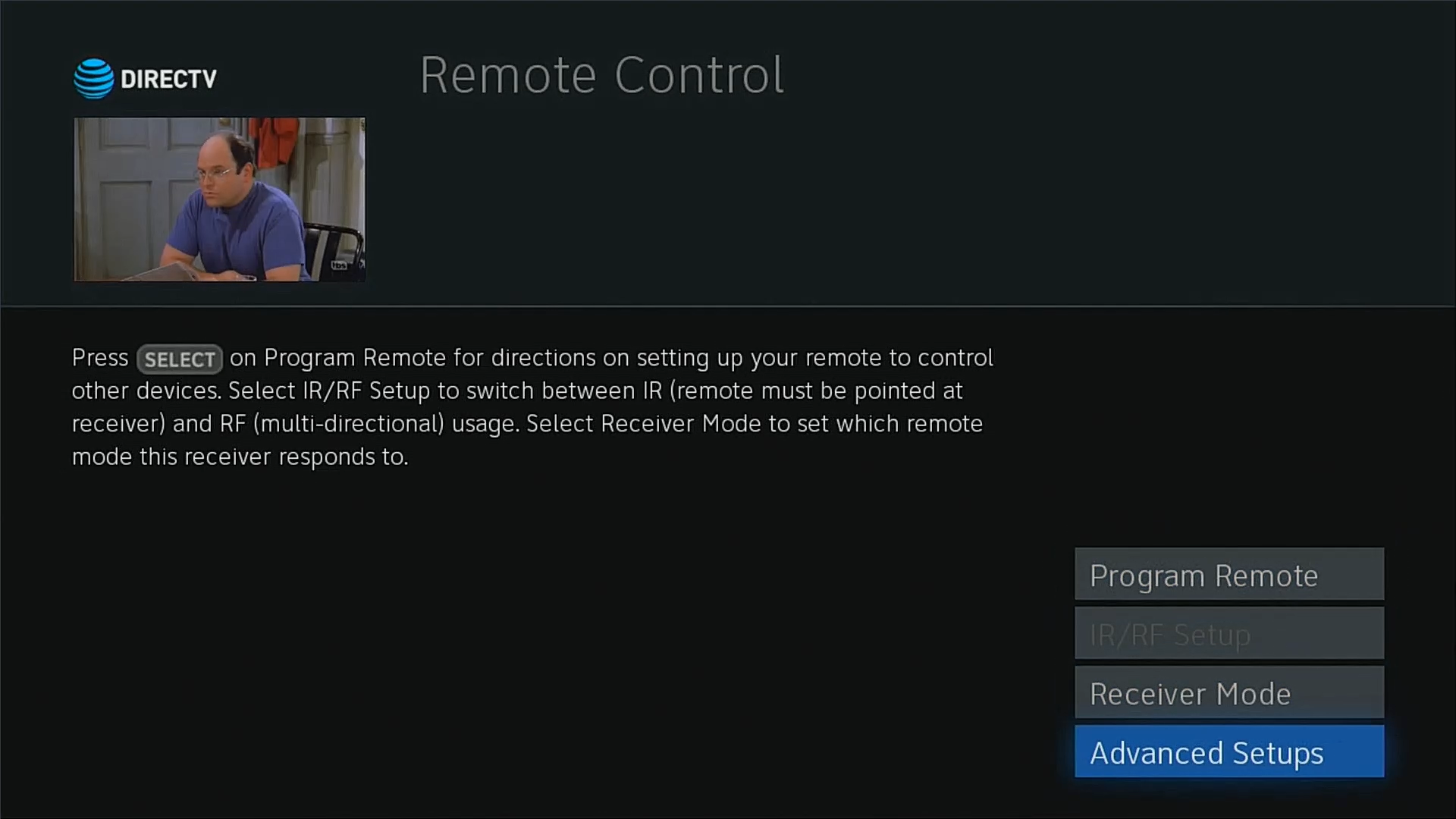 HOW TO DO IT: Control a Genie DVR and client in the same